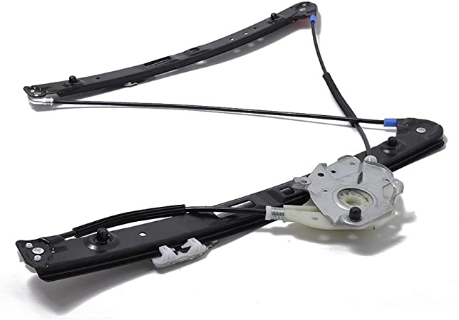 BEESCLOVER Window Regulator Motor for BMW E46 320 325 330 Front Left 51337020659 A1301-01