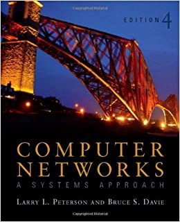 Computer Networks ISE: A Systems Approach by Larry L. Peterson (2007-12-23)
