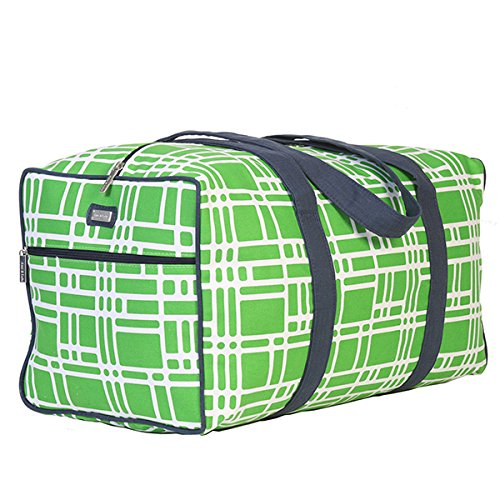 Ame & Lulu Weekend Duffel Bag, Cricket by Ame & Lulu