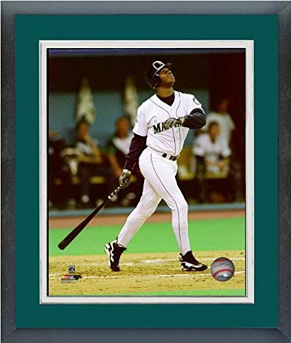 Ken Griffey Jr. Seattle Mariners MLB Action Photo (Size: 13
