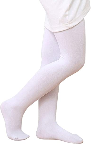 Ballet Tights for Girls Toddler Athletic Dance Tight Footed Kids Leggings Baby Elastic Stocking for Girls