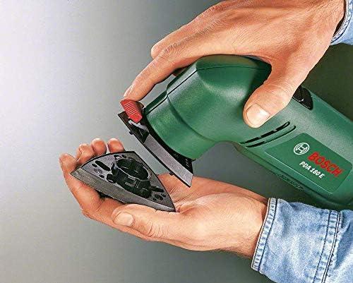 Bosch Home and Garden Deltaschleifer 180W PDA 180 0603339003920 92 x 92 x 92mm