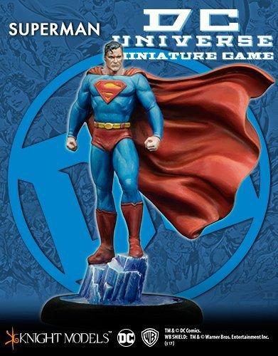 (Knight Models Batman Miniature Game: Superman)