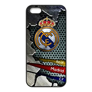 Happy Real Madrid VS Schalke 04 Cell Phone Case for Iphone 5s