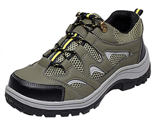 Optimal Women's Safety Shoes Work Shoes Steel Toe Shoes