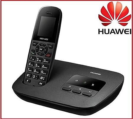 Huawei - Teléfono inalámbrico fijo GSM/3G F688, funciona con todas las SIM de todos los operadores móviles, para eliminar la linea fija: Amazon.es: Electrónica