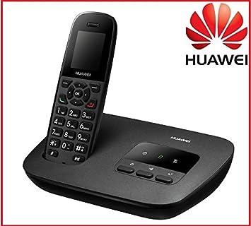 Huawei - Teléfono inalámbrico fijo GSM/3G F688, funciona con ...