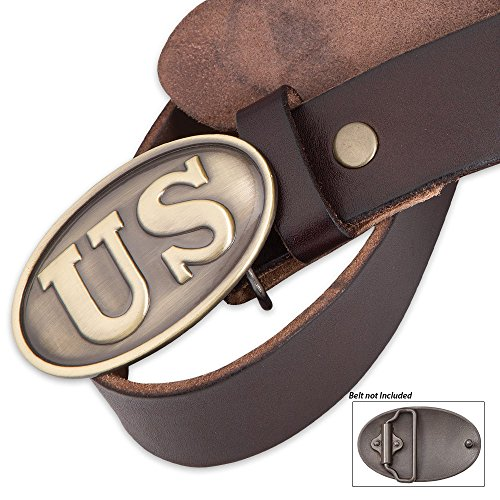 Civil War Belt Buckles - K EXCLUSIVE U.S. Cavalry Belt Buckle