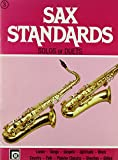 img - for Sax standards vol. 3 (tenor) book / textbook / text book