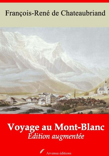 Voyage au Mont-Blanc (French Edition)