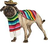 Rubie's Pet Costume, Small, Mexican Serape