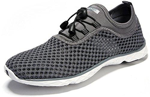 e9ae39d43eef Zhuanglin Womens Lightweight Aqua Water Shoes Beach Sneakers by Zhuanglin  (Image  1)