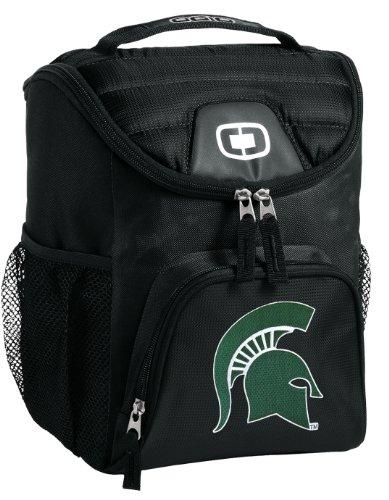 Michigan Lunch Box (Michigan State University Lunch Bag OUR BEST Michigan State Lunch Cooler Style)