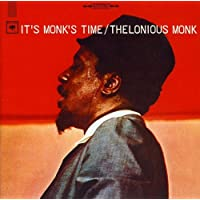 It'S Monk'S Time - European import