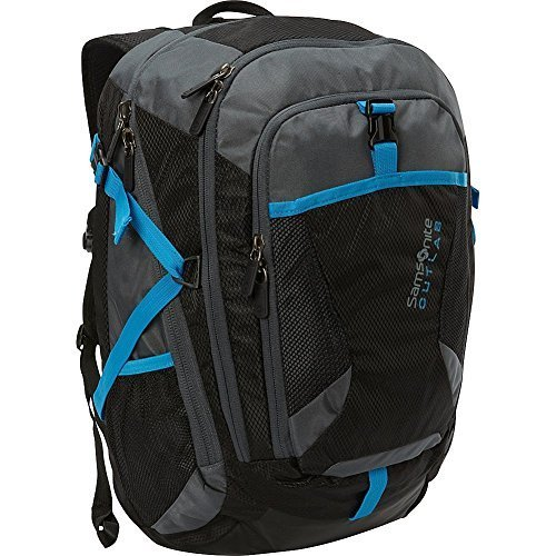 Samsonite 75591-1062 Outlab Laptop Backpack Gray/Black