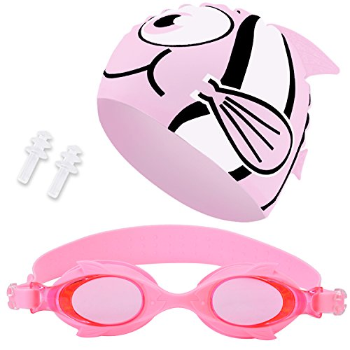 Goggles Aniwon Waterproof Silicone Swimming product image