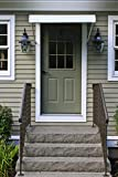NuImage Awnings 60425 Series 2500 Aluminum Door