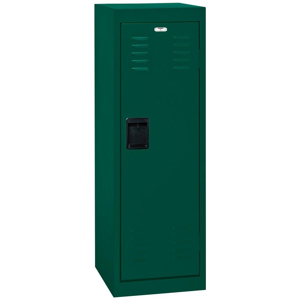 Sandusky Lee Kids Locker, LF1B151548-08 Single Tier Welded Steel Locker, 48''