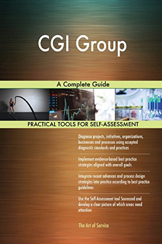 Cgi Group  A Complete Guide