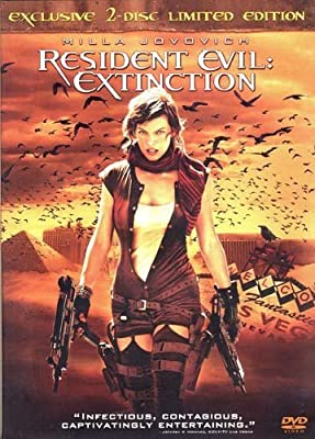 Resident Evil: Extinction Exclusive 2-Disc Limited Edition: Amazon ...