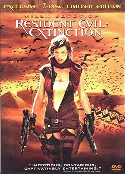 resident evil extinction las vegas scene