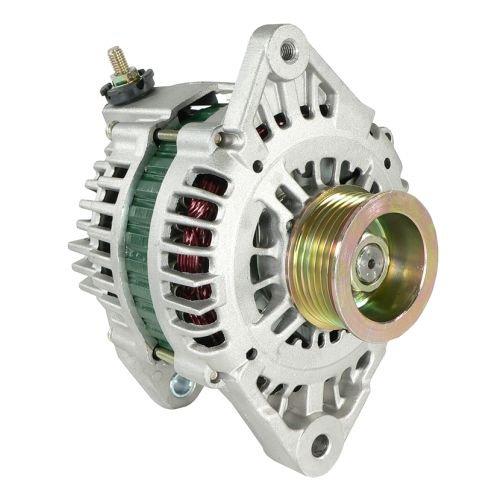 DB Electrical AHI0029 Alternator for Nissan Altima 1998 1999 2000 2001 98 99 00 01 2.4 2.4L /LR1100-709, LR1100-709B, LR1100-709C /23100-0Z400, 23100-9E000 /100 Amp, CW, 12 Volt