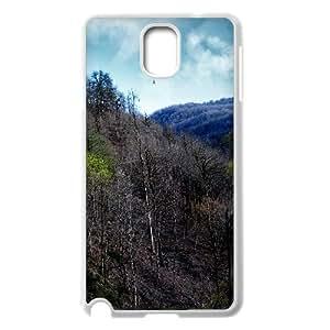 {Funny Series} Samsung Galaxy Note 3 Case Kelardasht 2, Design Case Okaycosama - White