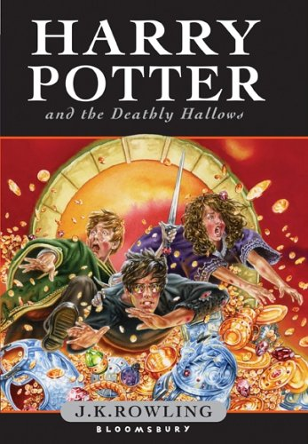 Harry Potter and the Deathly Hallows (Book 7) [Children'...