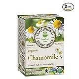 Traditional Medicinals - Organic Chamomile, 16 Bag (2 Pack)
