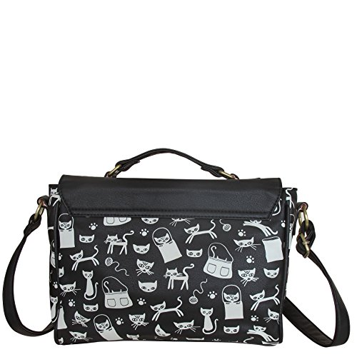 out Cat 'Don't Women's the Handbag Daydream bag' of let Satchel the cat Y6ddw1q
