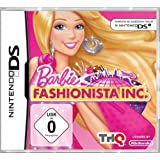 Barbie - Fashionista Inc. [Software Pyramide] - [Nintendo DS]