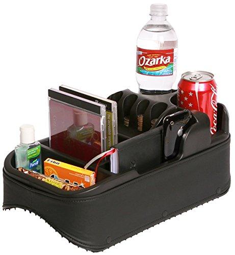 Clutter Catcher Black Universal Floor & Seat Console