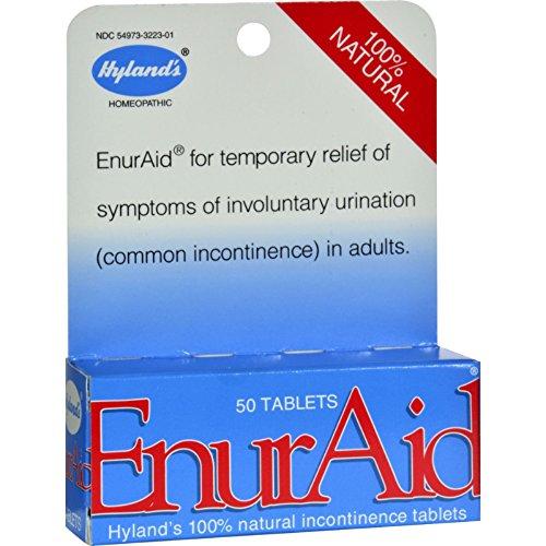 Hylands EnurAid - 50 Tablets (Pack of ()