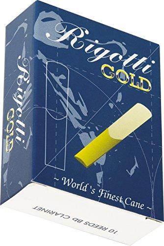 (Rigotti Gold Clarinet Reeds Strength 3.5 Medium)