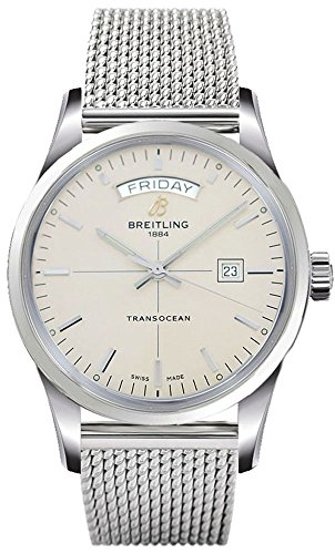 Breitling Transocean Day Date Mens Watch A4531012/G751