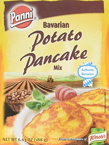 Sugar Free Pancake Mix - Panni Bavarian Potato Pancake Mix, 6.8 Ounce