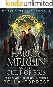 Harley Merlin (9 book series) Kindle Edition