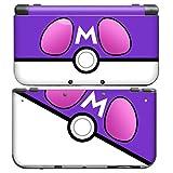 POKEMON POKEBALL MASTER BALL for New Nintendo 3DS Skin New3DS N3DS Decal Sticker Vinyl Cover + Screen Protectors