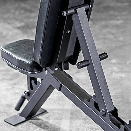 Rep Adjustable Bench, AB 3100 V2 – 1,000 lb Rated