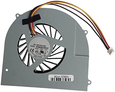 Tebuyus Replacement Laptop CPU Cooling Fan For G770 Notebook Fan 4Pin