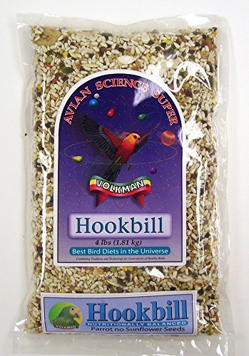 Volkman Avian Science Super Hookbill 4 (Hookbill Food)