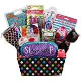 valentines day kids gift baskets - Beyond Bookmarks Diva & Proud - Birthday or Special Occasion Gift Basket for Girls