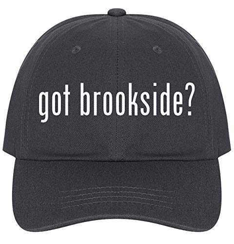 The Town Butler got Brookside? - A Nice Comfortable Adjustable Dad Hat Cap, Dark - Ball Storkcraft