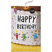 American Greetings Dancing Candles Birthday Card with Music