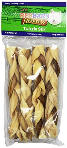 Picture of Redbarn Pet Products - 785184227749 Redbarn Twizzle Stix, (7-Inch) (1-Pack of 4)