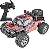 NAVARA High-Speed Steerable Remote Control Car, 1/18 Scale 2.4GHz RC Vehicle for Kids