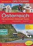 Österreich GPS Touren mit Straßenkarte 200 000
