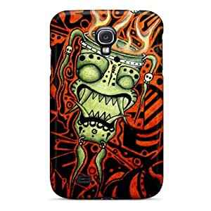 Protection Case For Galaxy S4 / Case Cover For Galaxy(my Art 8)