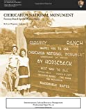 Faraway Ranch Special History Study: Chiricahua National Monument, Lysa Wegman-French, 1482610396