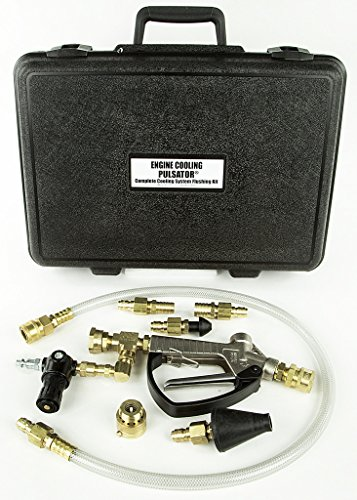 HECAT ENGINE COOLING PULSATOR (118550) - Engine Cooling System Pulse Flushing Tool by HECAT